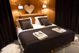 chambre montagne chambre montagne luxe idées de décoration et de mobilier pour la