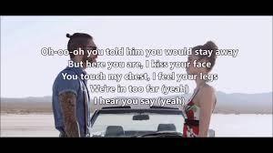 100 2 Rocking Chairs Jon Bellion Lyrics One More Time YouTube