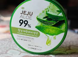 The Face Shop Jeju Aloe 99 Fresh Soothing Gel Review Price India