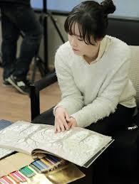 Blood Ep 14 Recap Kdrama Ri Ta Ji Sang Enchanted Forest Coloring Book