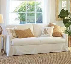 Pottery Barn Charleston Couch Slipcovers by Pottery Barn Sofa Slipcovers Solano Grand Sofa Slipcover Box