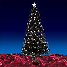 Fiber Optic Christmas Trees The Range by Christmas Fiber Optic Christmas Tree 6ft Elegant White Fibre