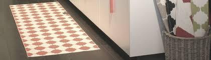 tapis pour la cuisine tapis de cuisine accessoires décoration pour la maison