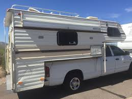 100 Lance Truck Camper Rv Net Forum Awesome 1981 Slide In