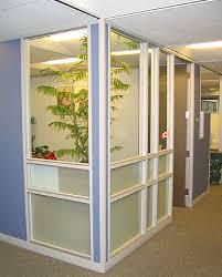 Envirowall Partition System Limited Aluminum Door Frames