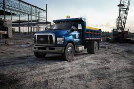 100 F650 Trucks Fords New 2015 F750 Come With Fresh Engine Styling And