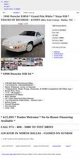 Craigslist Houses For Rent In Dallas Texas. An Open Letter To ... Craigslist Dallas Texas Cars And Trucks By Owner New Med Heavy This 1990 Honda Crx Wants 100 For Its Midengineness Lees Grilled Cheese Lcheese Twitter Any Ideas On How Truck Is Set Up Tacoma World Inland Car Austin Tx Pittsburgh Tx Used Online Search Help For Buyers Youtube Sale Minneapolis Best 2015 Lexus Gs350 Fsport All Wheel Drive 47k Httpdallas Trendy Cash In From Off Road Classifieds Prunner Ford Ranger Cfessions Of A Shopper Cbs Tampa Overview 2018 Unique