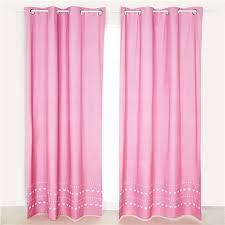 roomates eyelet curtain pair pink kmart wish list