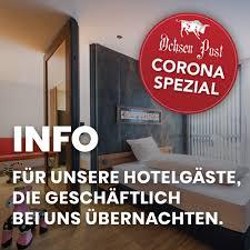 home ochsen post restaurant hotel in tiefenbronn