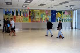 Denver International Airport Murals Artist by Miami International Airport