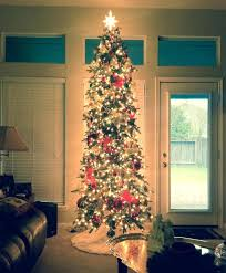 9ft Tree Exceptional Slim Classics With Regard To 9 Ft Christmas