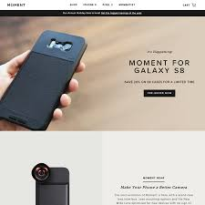 20% Off Moment Lenses, Cases, And Accessories @ Moment - OzBargain