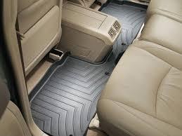Aries Floor Mats Honda Fit by Honda Accord Rear Floor Liner 2003 2007 2006 2007 Custom Fit
