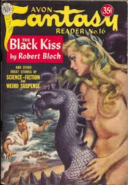 100 Dragon Magazine 354 The Black Kiss Pulp Covers