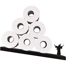 toilettenpapier aufbewahrung merlin der zauberer regal für toilettenpapierrollen badezimmer zubehör schwarzes toilettenpapier regal