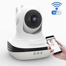 Amazoncom Wireless Security Camera Toguard WiFi IP Camera HD 720P