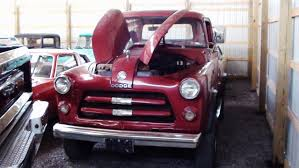 1956 Dodge D100 4x4 Pickup 318 V8 - YouTube A 1955 Dodge Bought For Work And Rebuilt As A Brothers Tribute Charlie Tachdjian Truck Pomona Swap Meet 22 Dodges Plymouth Hot Rod Network Short Bed 12 Ton With 1974 318 Engine Rat Gasser Mopar My Youtube 55do2565c Desert Valley Auto Parts Pete Stephens Flickr Indoor Car Covers Formfit Weathertech
