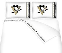 NHL Penguins Full Bed Sheets - Pittsburgh Hockey Sheet Set Full ... Pottery Barn Kids Star Wars Episode 8 Bedding Gift Guide For 5 Teen Fniture Decor For Bedrooms Dorm Rooms Bedroom Organize Your Using Cool Hockey 2014 Nhl Quilt Sham Western Pbteen Preman Caveboys Vancouver Canucks Sport Noir Quilted Tote Products Uni Watch Field Trip A Visit To Stall Dean Id008e6041d9ee0ddcd8d42d3398c58b8a2c26d0 Adidas Unveils New Sets Homebase Tokida Room Ideas Essentials Decorating Oh Laura Jayson Kemper St Louis Blues Helmet And Ice Skate Nhl