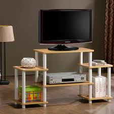 Furinno Computer Desk Amazon by Amazon Com Furinno 12258ex Bk Turn N Tube Rounded Corner Tv