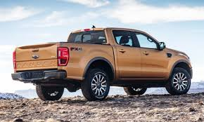 100 Ford Compact Truck Is Developing New Pickup Smaller Than The Ranger