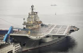 non il n y a pas de porte avions chinois au large de la syrie