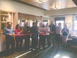 Olive Garden Ribbon Cutting Serve Daily