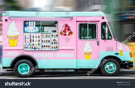 100 Truck Central Ice Cream Park Manhattan Stock Photo Edit Now
