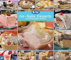 easy no bake dessert recipes no bake desserts free ecookbook mrfood