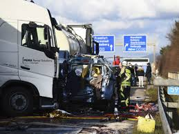 4 Killed After Truck Rear-ends Cars On German Highway | World ... Mercedesbenz Actros 1841 Ls Powershift Germantruck Tractor Units Burg Germany June 25 German Military Trucks Stands Under Lempaala Finland August 6 2015 The German Renault Trucks Deutsche Post Has Built Its Own Electric Quartz Pegasus Army Wip Wargaming Hub Krupp L3h163 Wwii Truck Icm Holding Plastic Model A Army Camp In The Woods World War Ii With Mercedes Atego 1221 Euro Norm 43200 Bas Ww2 Maultier Halftrack Youtube Wwwgrantsharkeystore Germanys Siemens Says It Can Power Unlimitedrange Benz Stock Editorial Photo