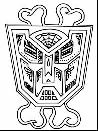 Remarkable Transformers Coloring Pages On Printable With And Autobots