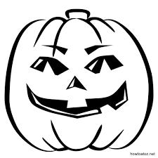 Pikachu Halloween Stencil by Free Halloween Stencils