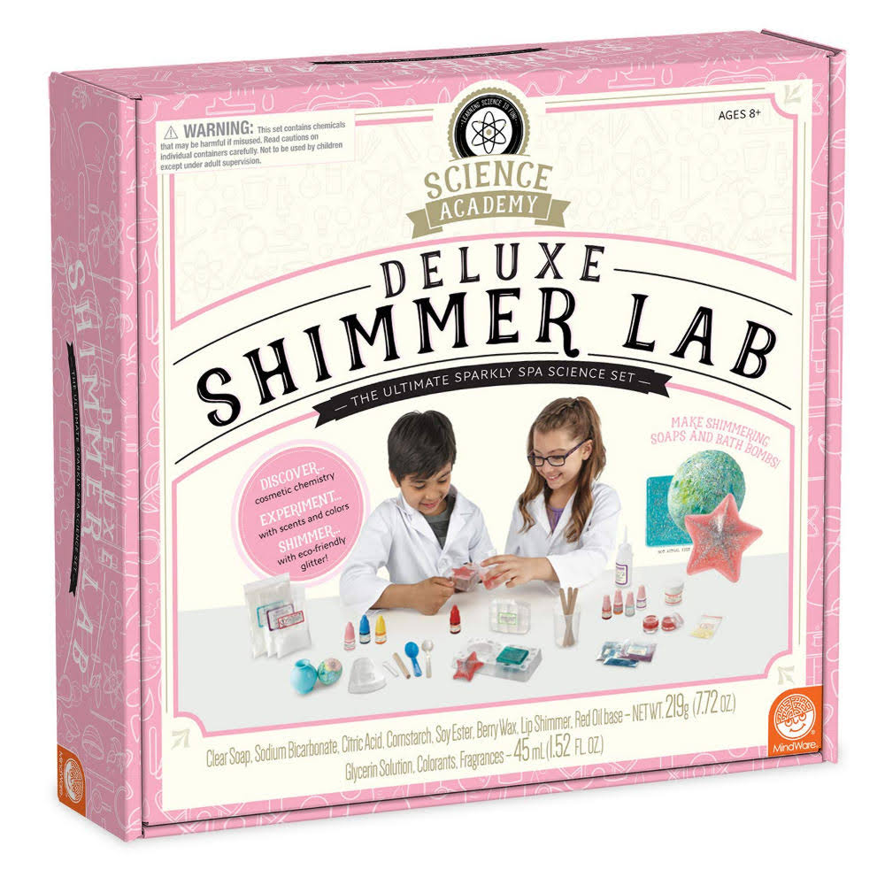 MindWare Science Academy (Shimmer Lab Deluxe)