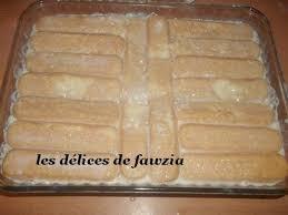 dessert avec des boudoirs flan à l ananas les délices de fawzia