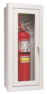 Recessed Fire Extinguisher Cabinet Mounting Height by 1700 Series Fire Extinguisher Cabinet Potter Roemer