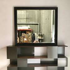 101 Coco Republic Warehouse Timber Framed Wall Mirror By 1350 X 1200 Home Furniture On Consignment