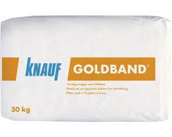 fertigputzgips goldband knauf zum glätten 30 kg