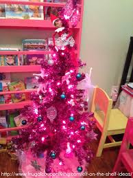 Publix Christmas Trees by Elf On The Shelf Ideas Elf Decorates The Christmas Tree