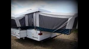 Used 2001 Coleman Niagara Elite Pop Up Camper RV For Sale In Pennsylvania SOLD