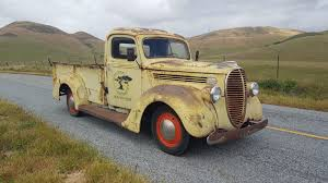 Just A Good Ol' Truck: 1939 Ford Pickup