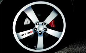 100 4x4 Truck Rims 2019 For X8 NISMO Car VINYL Sticker Decal Wheel Racing 4X4