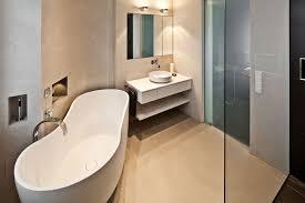 bad mit freistehender badewanne tischlerei schöpker