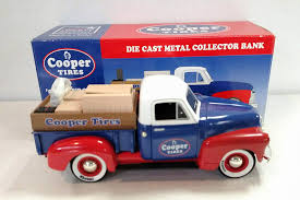 Cooper Tires '52 Chevy 3100 Pickup Truck Limited Edition Die Cast ...