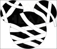 Mickey Mouse Pumpkin Stencil by Halloween Mouse Cliparts Cliparts Zone