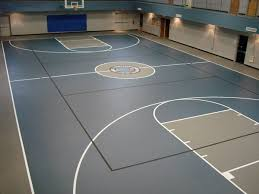 Resilient Athletic Flooring