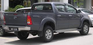 100 Toyota Hilux Truck Wikiwand