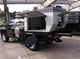 The Midget Bushtrekka Is A Cool Pull-Along Mini-Camper Designed For ...