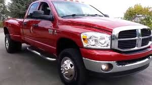 LANGLEY'S #1 TRUCK DEALER 2008 DODGE RAM 3500 DUALLY - YouTube