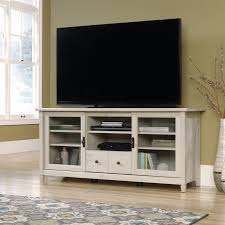Sauder Harbor View Dresser Antiqued White Finish by Sauder Harbor View Entertainment Credenza Antiqued Paint Hayneedle