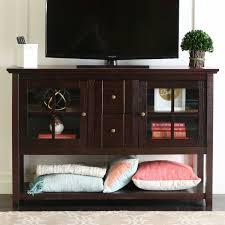 Walker Edison Wood TV Console