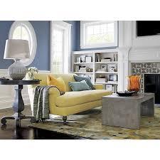 Crate And Barrel Verano Petite Sofa by 45 Best Crate U0026 Barrel Images On Pinterest Barrel Furniture